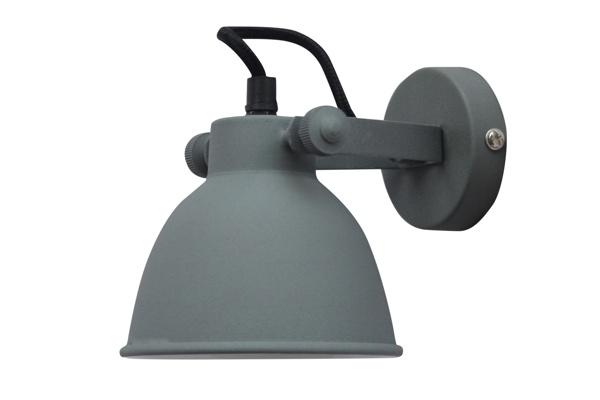 Wandlampje Dust Vintage Grey