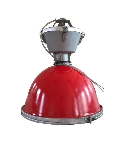 Fabriekslamp Trondheim Red