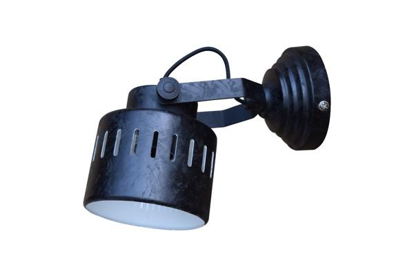 Stoere wandlamp Flash
