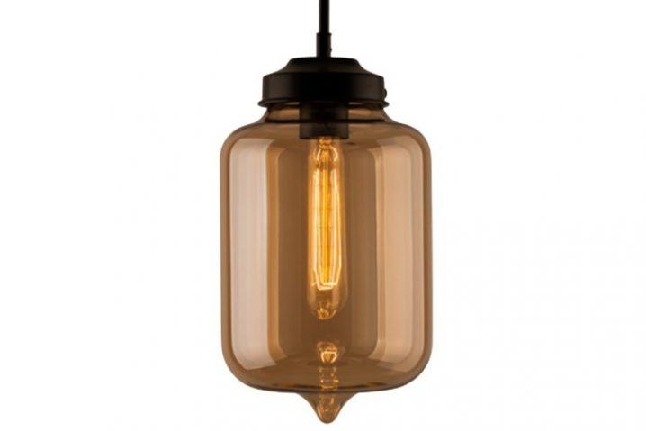 Edison Glass 02 Amber