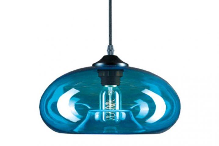 Edison Glass 03 Blue