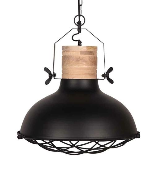 Hanglamp Grid Zwart