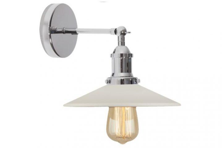 Edison Loft Wandlamp