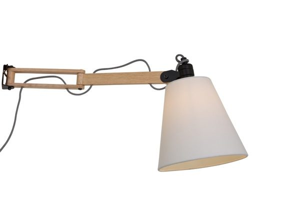 Wandlamp Liz Wit