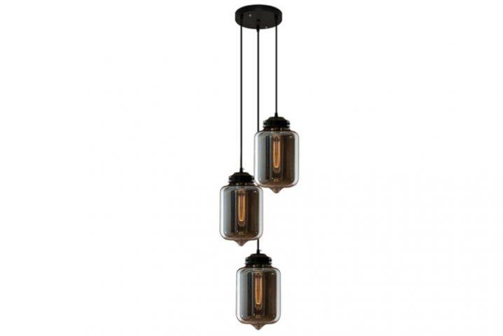 Edison Glazen hanglamp