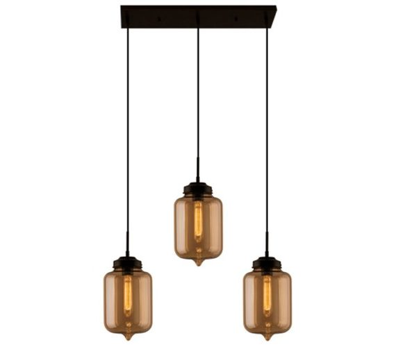 Edison Glass Hanglamp
