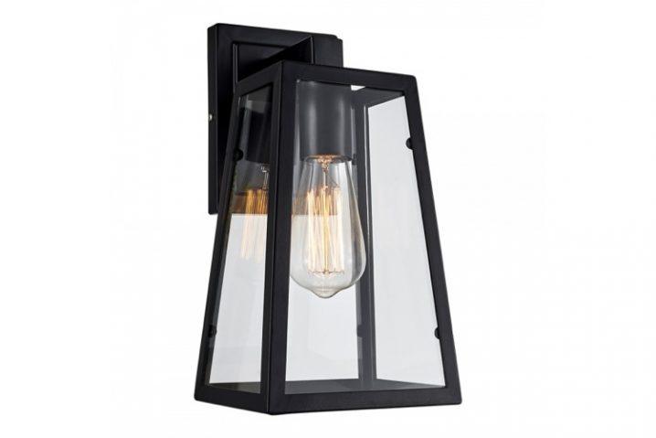 Wandlamp Metal Prism