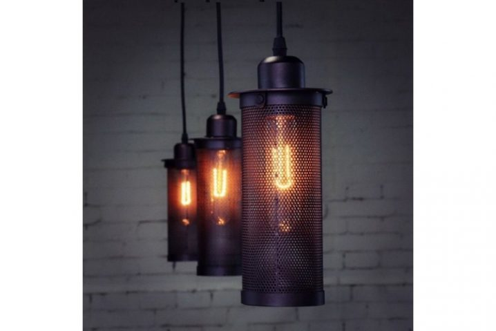 Hanglamp Perforated