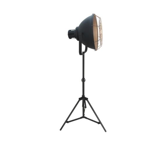 Vloerlamp Max Black