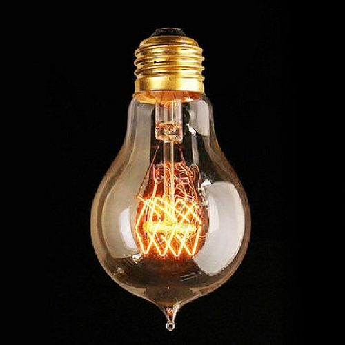 Edison Kooldraadlamp A19