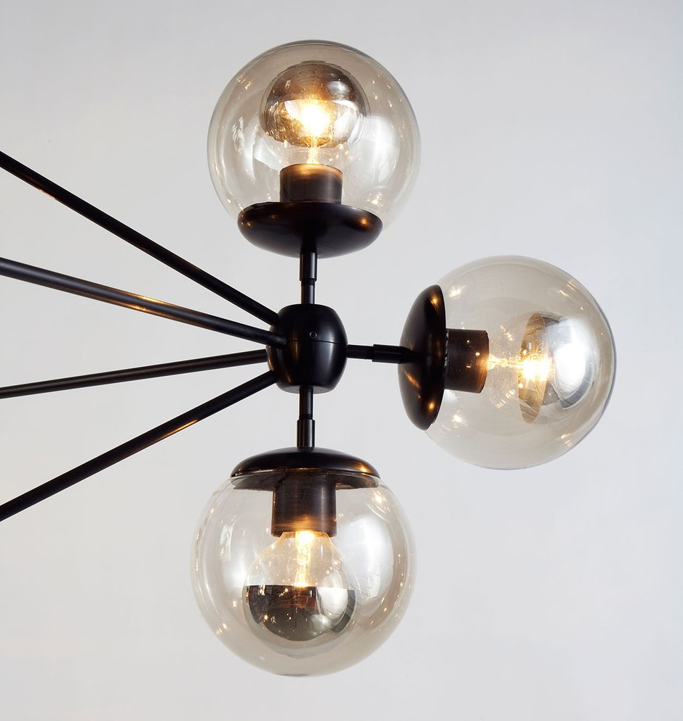 Modo chandelier 15 globes - Lampadine a led ikea ...