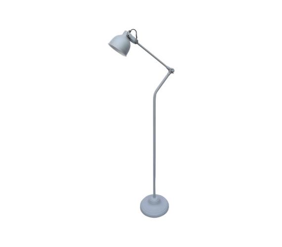 Vloerlamp Industrial Vintage Grey