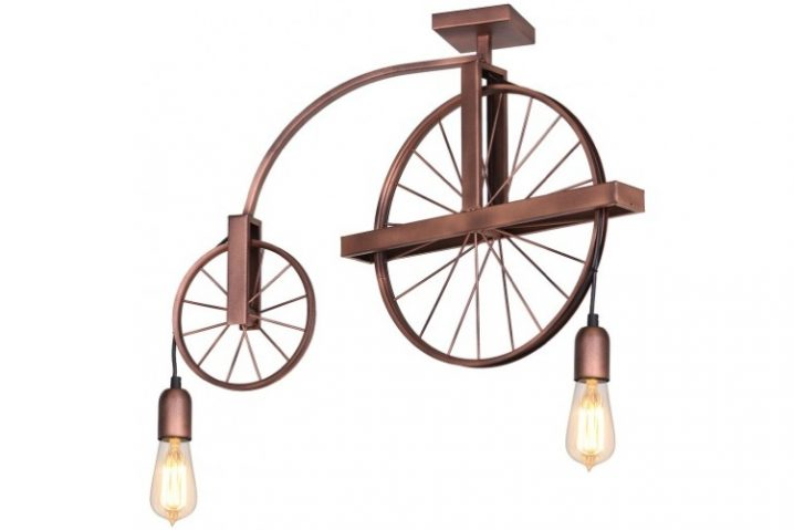Hanglamp Wheelz No4