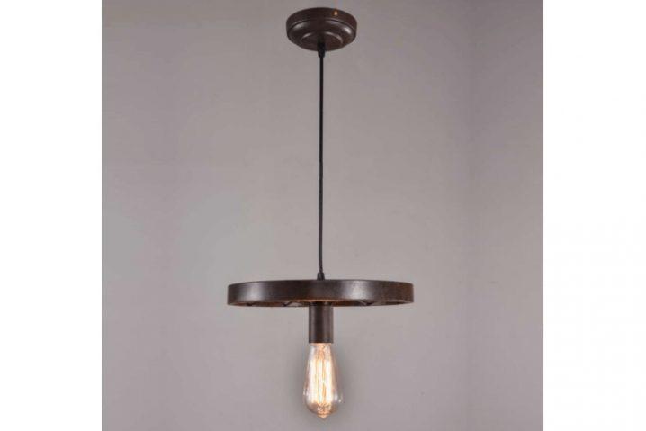 Hanglamp Rusty Wheel No 1