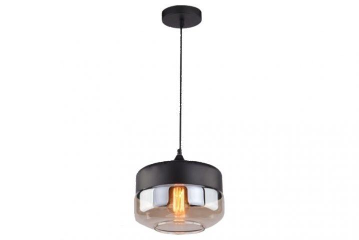 Glazen hanglamp Nova 2