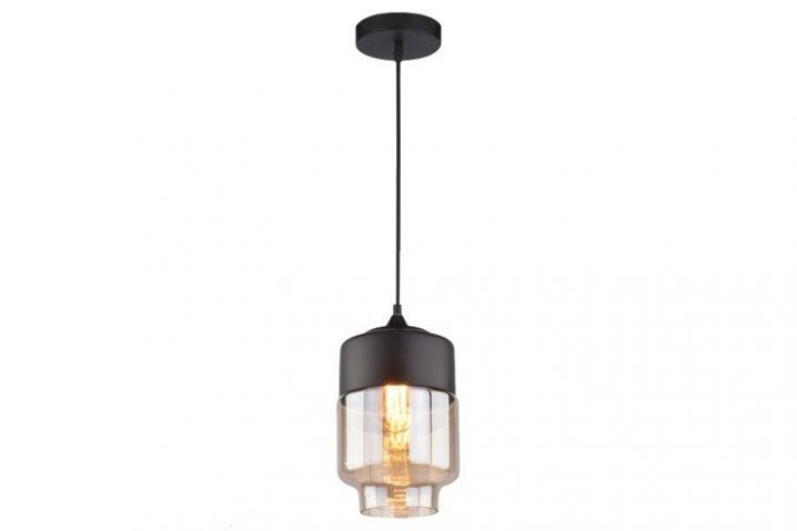 Glazen hanglamp Nova 3