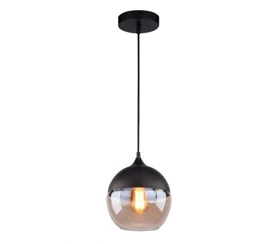 Glazen hanglamp Nova 4