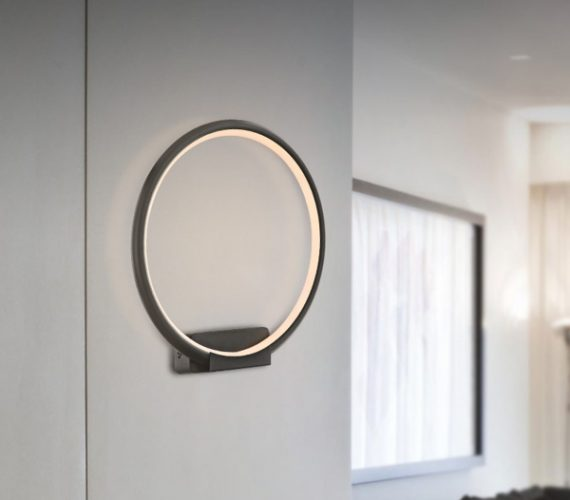 Led Ring Wall Circle