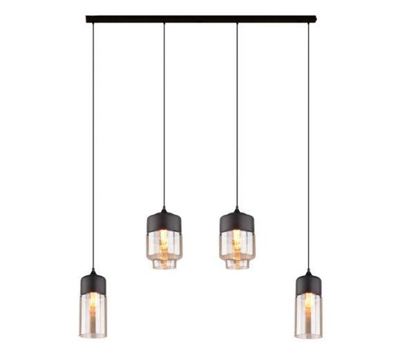 Glazen hanglamp Nova Chandelier 1