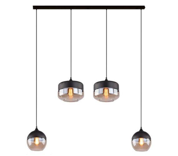 Glazen hanglamp Nova Chandelier 2