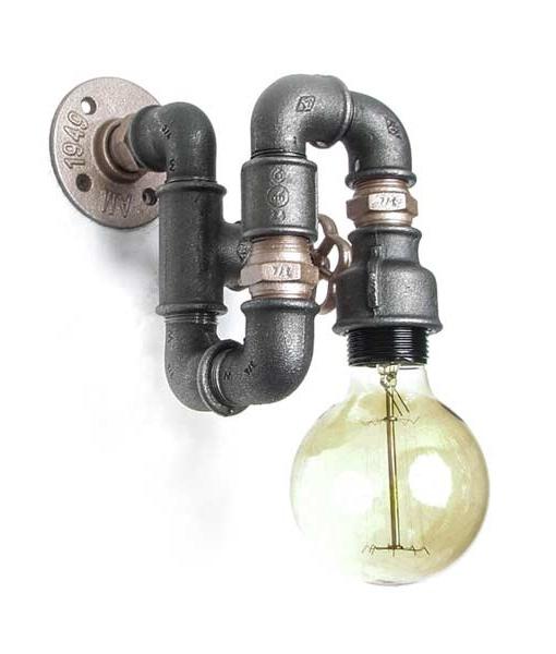 Steampunk Lamp 001