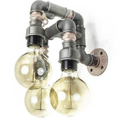 Steampunk Lamp 003