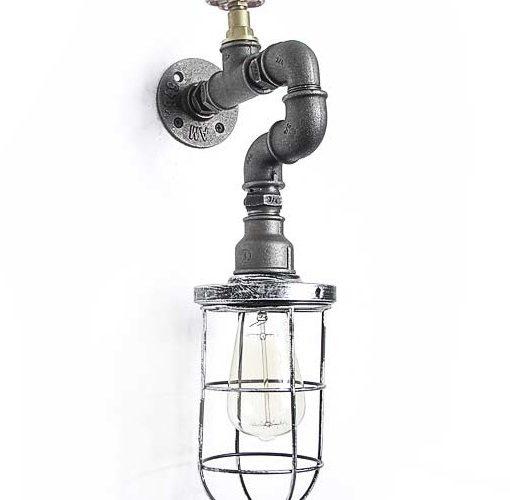 Steampunk Lamp 006