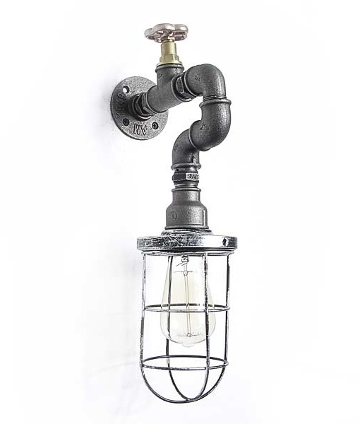 Steampunk Lamp 006