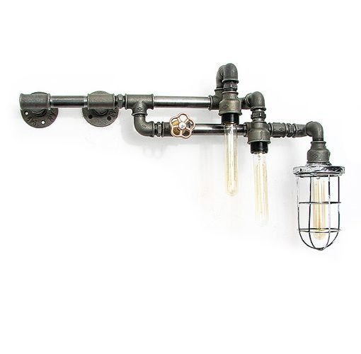 Steampunk Lamp 013