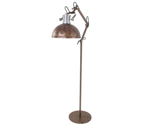 Vloerlamp Brooks Bruin