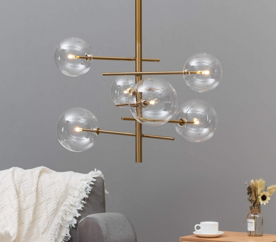Moderne hanglamp Grape
