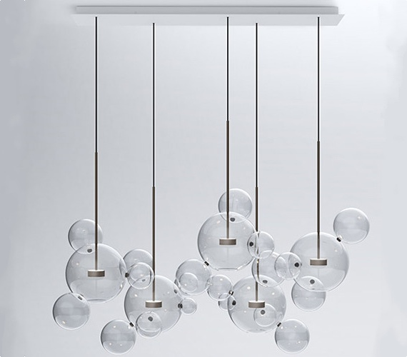 Bubble Chandelier 24
