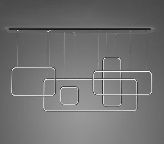 LED Square hanglamp