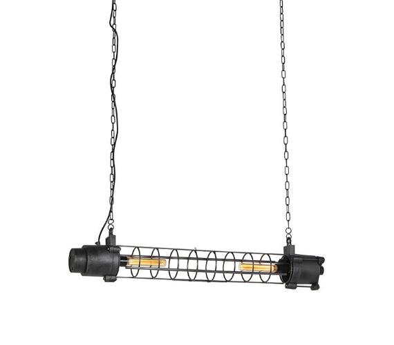 Hanglamp Fuse Zwart