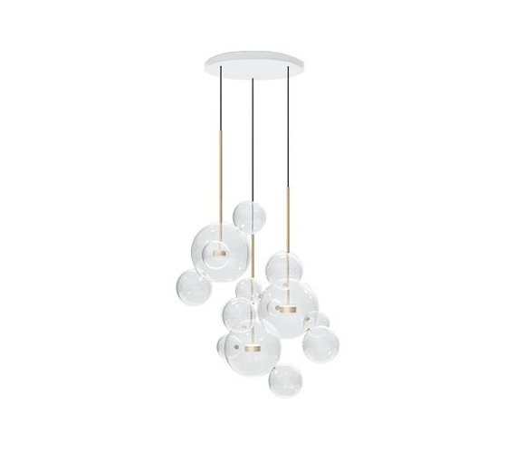 Bubble Chandelier 14 Round
