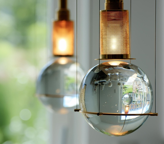 Design hanglamp Magic Ball