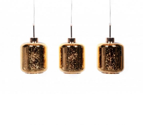 Design hanglamp Cosmo 3 Gold