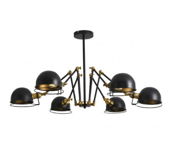 Spider hanglamp Valmont 6