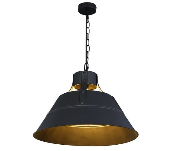 Hanglamp Gunther Black