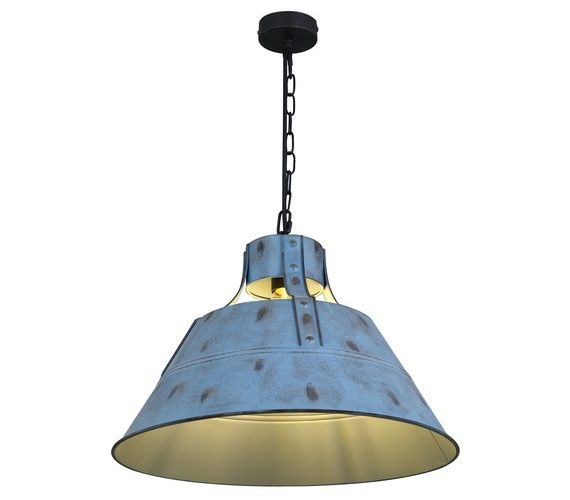 Hanglamp Gunther Blue