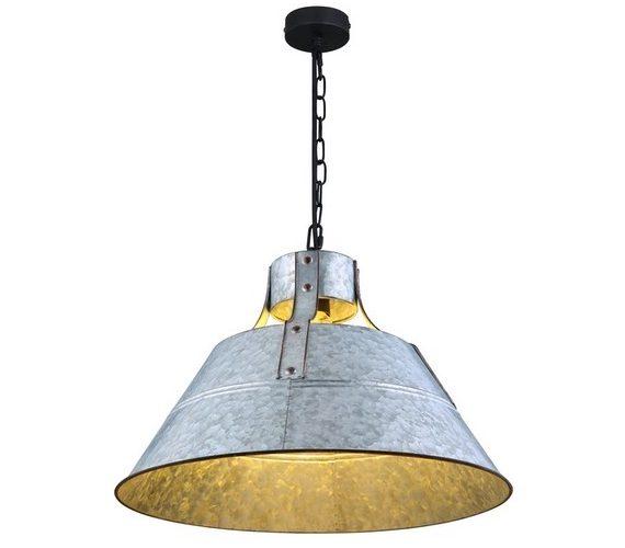 Hanglamp Gunther Silver