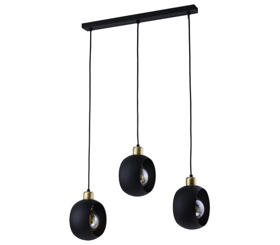 Hanglamp Cyclop Black No1