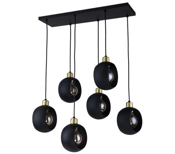Hanglamp Cyclop Black No2