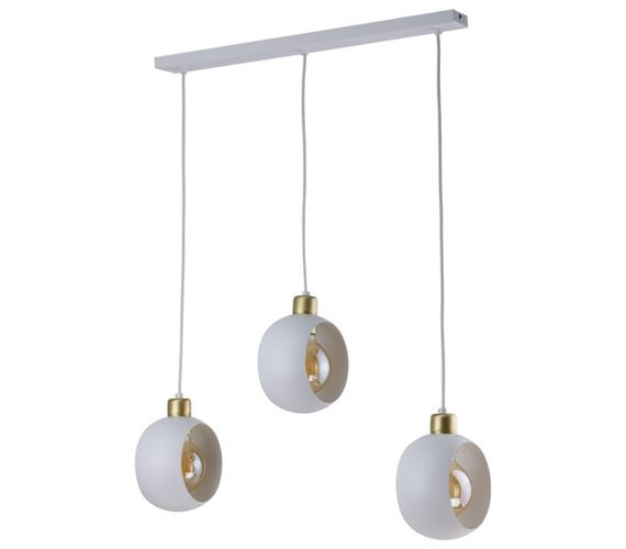 Hanglamp Cyclop White No.1