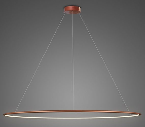 LED Circle Single Inside Copper