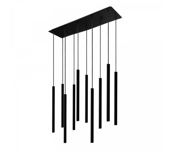 Hanglamp Laser Black No.2