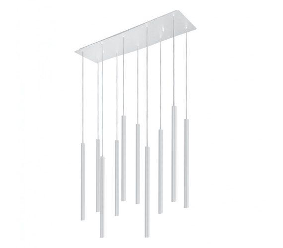 Hanglamp Laser White No.2