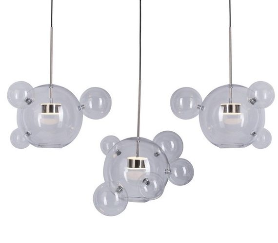 Bubble Chandelier 14 Chrome