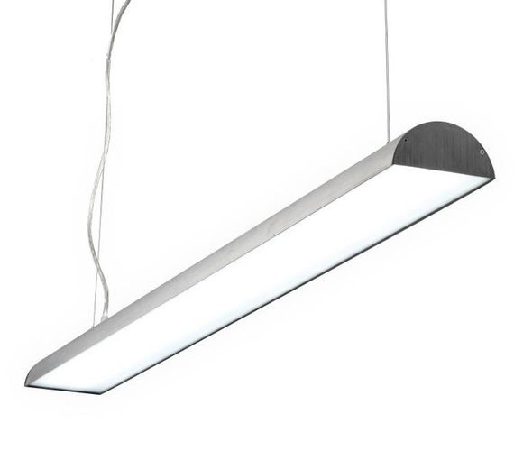 LED hanglamp Curve Wit