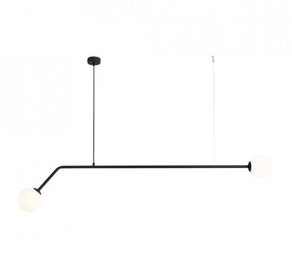 Hanglamp Pure Black